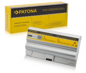 Acumulator Patona pentru Sony BPS8 argintiu fără CD VGN FZ11Z FZ130E [0]