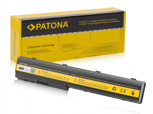 Acumulator Patona pentru HP DV7 DV8 Pavilion 1140eb dv7 Seria dv7 / CT0