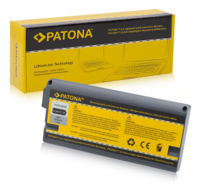 Acumulator Patona pentru Sony BP2E PCG GR GR100 GR200 GR300 GRX K76P NV BP2E0