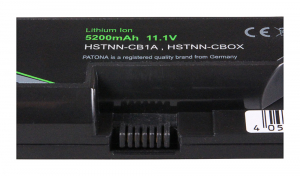 Acumulator Patona Premium pentru HP HSTNN-IB1A 420 421 425 620 625 4320t HSTNN-IB1A2
