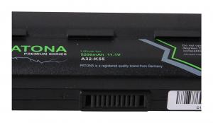 Acumulator Patona Premium pentru Asus K55 A45 A45D A45DE A45DR A45N A45V A45VD A45VG2