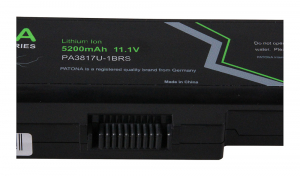 Acumulator Patona Premium pentru Toshiba PA3817 Satelit A600 A655 A660 A660D A6652