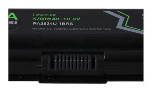 Acumulator Patona Premium pentru Toshiba PA3535U Dynabook A2000ET00X A200-0ET00X2