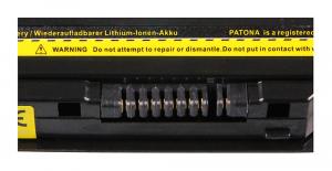 Acumulator Patona pentru Fujitsu LifeBook S6410LifeBook LifeBook S64102