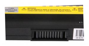 Acumulator Patona pentru Asus A32-K53 A43 A43B A43BY A43E A43F A43J A43JA2