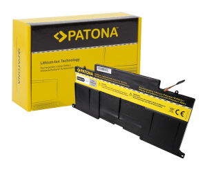 Acumulator Patona pentru Asus UX31 Ultrabook UX31 UX31A UX31E UX31 ZenBook UX31 UX31A [0]