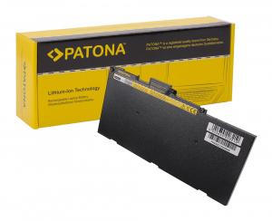 Acumulator Patona pentru Seria HP EliteBook 840, M6U35AW, N0B76PA, N1S71AV, P2T35AW, T5L19PA, T7U85AW, T7U87AW [0]