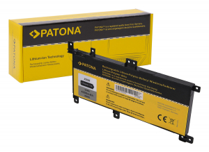 Acumulator Patona pentru Asus X556 seria 0B200-01750000 C21-N1509 C21N1509 [0]
