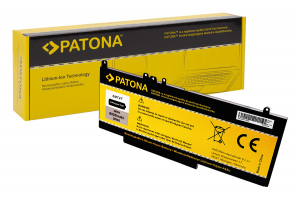 Acumulator Patona pentru Dell E5450 Latitude 3150 3160 E5250 E5450 E55500