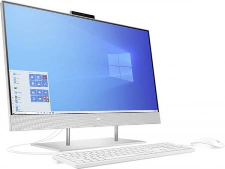 Sistem All-in-one PC HP 27-dp0001ng 27 inch AMD Ryzen ™ 3 4300U 8 GB 512 GB SSD AMD Radeon Vega 8 Graphics Windows 10 HOME2