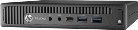 Calculator REFURBISHED HP Elitedesk 800 G2 Mini PC, Intel Core i5-6500T 2.50GHz, 8GB DDR4, 500GB SATA [1]