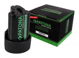 Acumulator Patona Premium pentru Makita BL1013 CC300 CC300D CC300DW CC300DWE CC300DZ CL1000