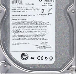 HDD SEAGATE 500GB 16MB Cache 3.5 INCH2