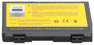 Acumulator Patona pentru Asus K50ij 4400mAh A32-F82 F52 F52 F-52 F82 F-82 [2]