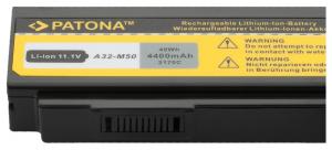 Acumulator Patona pentru Asus A32-M50 G50 G50VT G60 G60VX G60VXRBBX052