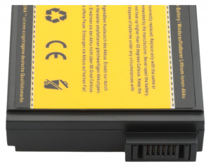 Acumulator Patona pentru HP Compaq Presario 1700 Compaq Evo N1000 N1000c2