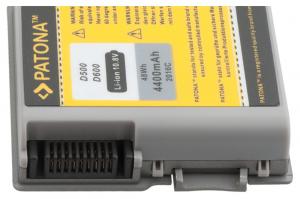 Acumulator Patona pentru Dell D500 Inspiron 500M 505M 510M 600M D5002