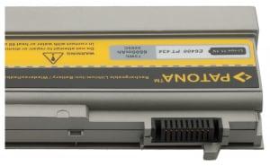 Acumulator Patona pentru Dell E6400 E6500 trebuie să se potrivească la E6410 W1193 și PP30L2