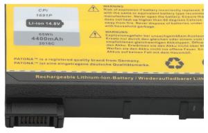 Acumulator Patona pentru Dell Latitude CP Inspiron 2100 2500 2600 3700 38002