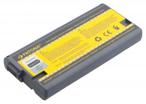 Acumulator Patona pentru Sony BP2E PCG GR GR100 GR200 GR300 GRX K76P NV BP2E1