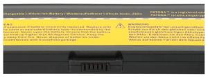 Acumulator Patona pentru PCGA-BPL2 PCG 6C1Z S50 S70 S90 PCGA-BPL2 VFB2