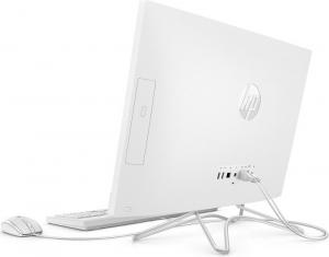 "All-in-One HP 24-f0058ng, 23.8"", i3-8130U, RAM 8GB DDR4, SSD 256GB M.2 PCIe, Windows 10 Home4"