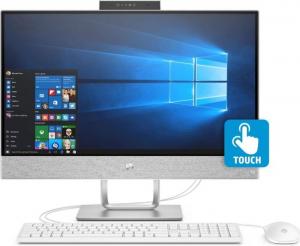"All-in-One HP Pavilion 24x055ng, i3-7100T, 23,8 "" FHD (1920x1080), RAM 8GB DDR4, HDD 1TB+ 16GB Intel Optane, Windows 10 Home,Tastatura in limba Germana0"