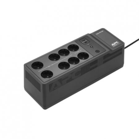 APC Back-UPS 850VA, 230V, USB Type-C and A charging ports, 230V 850 VA, 520 W2