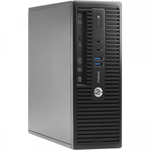 Calculator Refurbished  HP ProDesk 400 G2.5 SFF Intel Core i3-4170, 4GB DDR3, 500GB HDD2