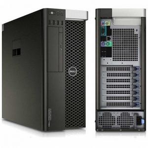DELL PRECISION T5810 INTEL XEON E5-1620 V3 3.50GHZ / 32GB DDR4 / 512GB SSD + 2TB HDD / QUADRO M4000 8Gb 256 biti / Windows 10 PRO / Monitor Dell P2317H2