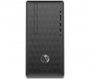 Desktop PC HP Pavilion 590, Intel Core i5-8400, RAM 8GB DDR4, HDD 1TB, M.2 128GB, Video NVIDIA GeForce GTX 1050 2GB, Windows 10 Home2