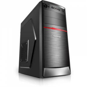 Desktop PC Intel Pentium GOLD G5400 3.70 GHz, 8GB DDR4 2400 MHz, SSD 240GB, GTX960 2GB 128-Bit0