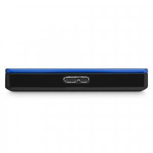 "HDD extern Seagate Backup Plus Slim Portable, metalic, 2TB, 2.5"", USB 3.0,Albastru1"