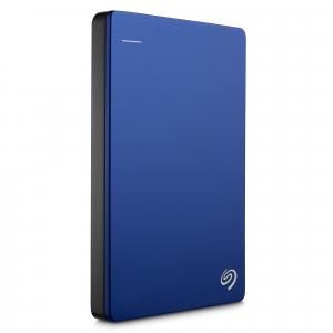 "HDD extern Seagate Backup Plus Slim Portable, metalic, 2TB, 2.5"", USB 3.0,Albastru6"
