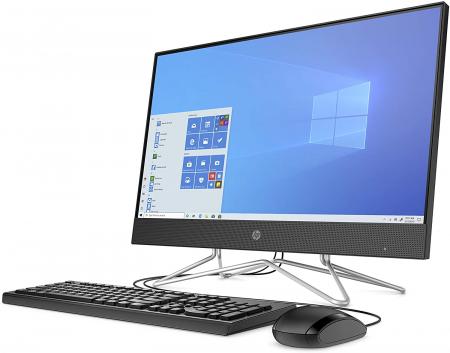 """Sistem All-in-one PC HP 24-df0063nl 23.8"""" Ryzen  3 3250U 2,6 GHz  8 GB, 128 GB SSD 1 TB HDD Win 10 Home [1]"""