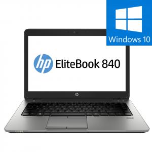HP Elitebook 840 G3 14 Inch LED, Intel Core I5-6300U 2.40GHz, 8GB DDR4, 256GB SSD, Webcam, Windows 10 Pro0