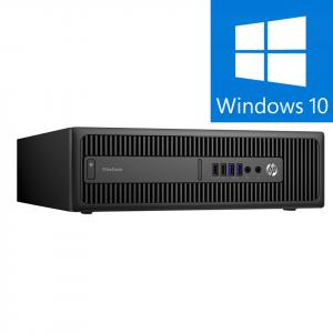 HP EliteDesk 800 G2 Intel Core i7-6700 3.40GHz, 8GB DDR4, 120 SSD, Windows 10 Pro0