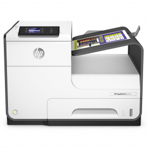 Imprimanta inkjet color HP PageWide Pro 452dw, Wireless, A40