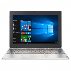 "Laptop 2 in 1 Lenovo Miix 320 cu procesor Intel Atom® x5-Z8350 pana la 1.92 GHz, 10.1"", IPS, Touch, 2GB, 32GB eMMC, Intel HD Graphics, Microsoft Windows 10 Home, Platinum2"