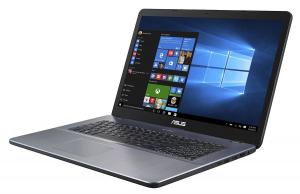 """Laptop ASUS F705UA-BX831T, 17,3"""", Intel Pentium Gold 4417U, RAM 4 GB DDR4, HDD 1TB, Windows 10 Home, tastatura in limba germana3"""