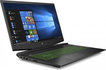 "Laptop Gaming HP 17-cd1275ng 17.3"" Intel Core i7-10750H 16Gb 512SSD + 1Tb HDD Nvidia GTX 1660Ti Win10 HOME1"