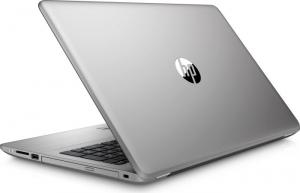 """Laptop HP 250 G6, Intel Core i5-7200U 2.50GHz, 15.6"""", Full HD, 8GB, 256GB SSD, DVD-RW, Intel HD Graphics, Microsoft Windows 10 Home, Tastatura in limba Germana3"""