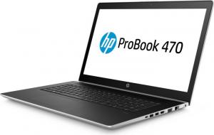 "Laptop HP 470 G5, 17,3 ""(1920x1080), i5-8250U, RAM 8GB DDR4, HDD 1TB + SSD 128GB, NVIDIA GeForce 930MX 2GB, Windows 10 Home, Tastatura in limba Germana2"