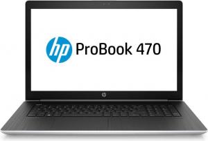 "Laptop HP 470 G5, 17,3 ""(1920x1080), i5-8250U, RAM 8GB DDR4, HDD 1TB + SSD 128GB, NVIDIA GeForce 930MX 2GB, Windows 10 Home, Tastatura in limba Germana0"