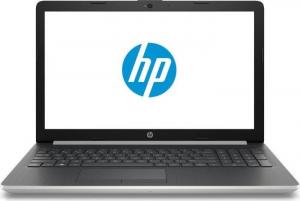 Laptop HP Notebook 15-db1020ng Argintiu, AMD Ryzen 7 3700U, 8 GB DDR4, 256 GB SSD, 1 TB HDD Windows 10 Home0