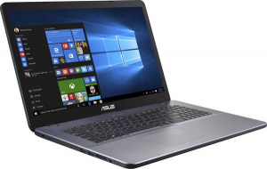 Laptop Asus Vivobook 17 F705QA-BX140T Gri, AMD A12-9720P, 8 GB DDR4, 256 GB SSD, Windows 10 Home1