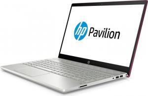 "Laptop HP Pavilion 15-cs0206ng, 15.6 ""(1920x1080), i5-8250U, RAM 8GB DDR4, 256GB M.2 PCIe, Windows 10 Home, tastatura in limba germana2"