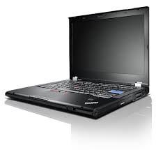 "Laptop Lenovo ThinkPad T420 14"" WXGA+ Intel Core i5-2520M 2.50 GHz 4GB DDR3 160 GB HDD2"