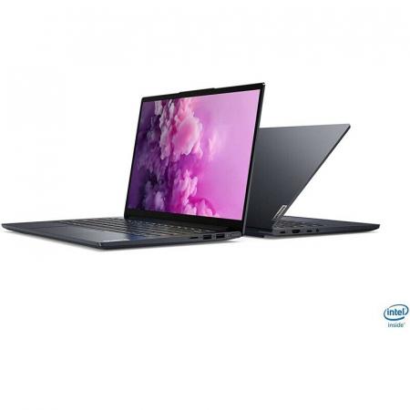 "Laptop Lenovo Yoga Slim 7 14IIL05 cu procesor Intel® Core™ i7-1065G7, 14"" Full HD, 16GB, 512GB SSD, Nvidia GeForce MX350 2GB, Windows 10 Home, Dark Moss3"