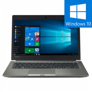 "Laptop Toshiba Portege Z30-C-184, Intel Core i5-6200U 13.3"", 8GB DDR3, 256GB SSD, Windows 10 PRO layout Spaniol0"